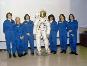 Trailblazers; first six women astonauts